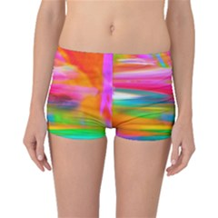 Abstract Illustration Nameless Fantasy Boyleg Bikini Bottoms