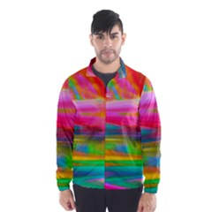 Abstract Illustration Nameless Fantasy Wind Breaker (men)