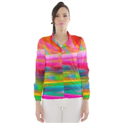 Abstract Illustration Nameless Fantasy Wind Breaker (Women)