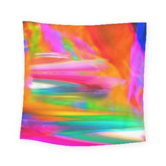 Abstract Illustration Nameless Fantasy Square Tapestry (small)