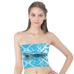 Pattern Tube Top