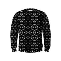 Pattern Kids  Sweatshirt