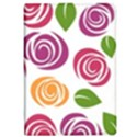 Colorful Seamless Floral Flowers Pattern Wallpaper Background iPad Air Flip View1
