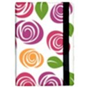 Colorful Seamless Floral Flowers Pattern Wallpaper Background iPad Air Flip View2