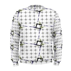 Fractal Design Pattern Men s Sweatshirt