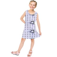 Fractal Design Pattern Kids  Tunic Dress