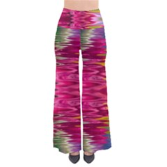 Abstract Pink Colorful Water Background Pants