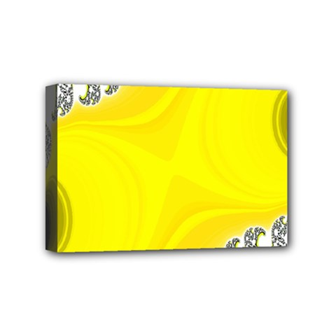 Fractal Abstract Background Mini Canvas 6  X 4