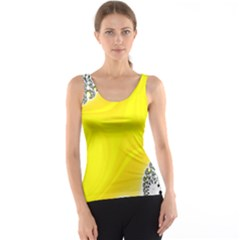 Fractal Abstract Background Tank Top