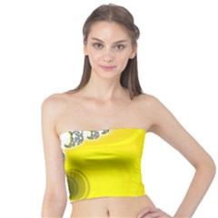 Fractal Abstract Background Tube Top