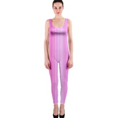 Multi Colored Bright Stripes Striped Background Wallpaper Onepiece Catsuit