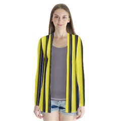 Colorful Striped Background Wallpaper Pattern Cardigans