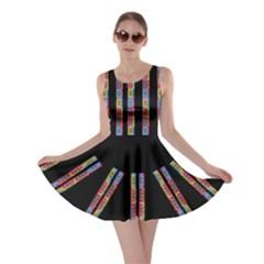 color020a Skater Dress