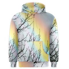 Rainbow Sky Spectrum Rainbow Colors Men s Zipper Hoodie