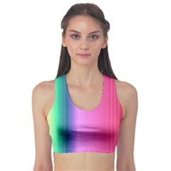 Abstract Paper For Scrapbooking Or Other Project Sports Bra