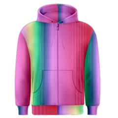 Abstract Paper For Scrapbooking Or Other Project Men s Zipper Hoodie