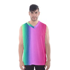 Abstract Paper For Scrapbooking Or Other Project Men s Basketball Tank Top
