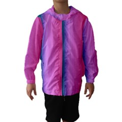 Abstract Paper For Scrapbooking Or Other Project Hooded Wind Breaker (kids)