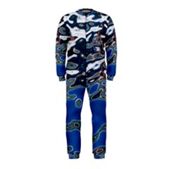Colorful Reflections In Water OnePiece Jumpsuit (Kids)