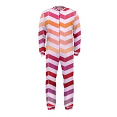 Abstract Vintage Lines Onepiece Jumpsuit (kids)