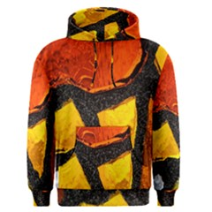 Colorful Glass Mosaic Art And Abstract Wall Background Men s Pullover Hoodie