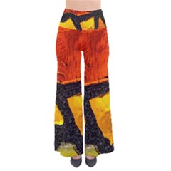 Colorful Glass Mosaic Art And Abstract Wall Background Pants