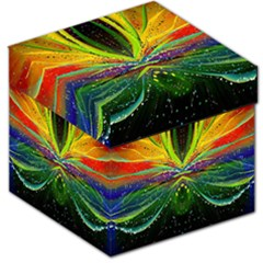 Future Abstract Desktop Wallpaper Storage Stool 12