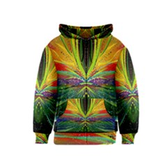 Future Abstract Desktop Wallpaper Kids  Zipper Hoodie