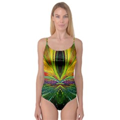 Future Abstract Desktop Wallpaper Camisole Leotard
