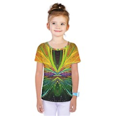 Future Abstract Desktop Wallpaper Kids  One Piece Tee