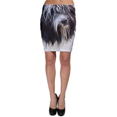 Schapendoes Bodycon Skirt