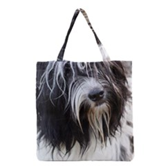 Schapendoes Grocery Tote Bag