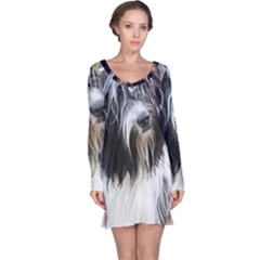 Schapendoes Long Sleeve Nightdress
