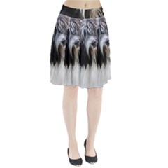 Schapendoes Pleated Skirt