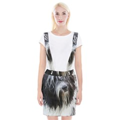 Schapendoes Suspender Skirt