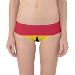 Flag of Ghana Classic Bikini Bottoms