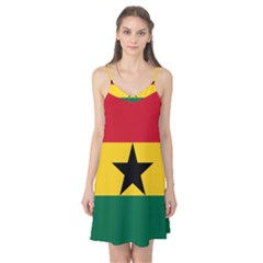 Flag of Ghana Camis Nightgown