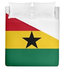 Flag of Ghana Duvet Cover (Queen Size)