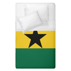 Flag Of Ghana Duvet Cover (single Size)