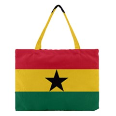 Flag of Ghana Medium Tote Bag