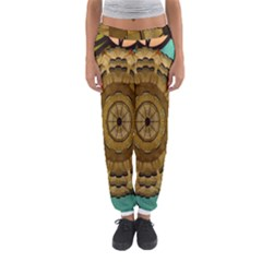 Kaleidoscope Dream Illusion Women s Jogger Sweatpants