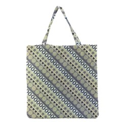 Abstract Seamless Pattern Grocery Tote Bag