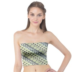 Abstract Seamless Pattern Tube Top