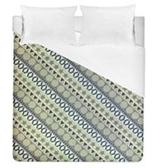 Abstract Seamless Pattern Duvet Cover (queen Size)
