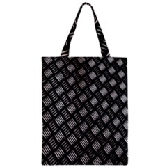 Abstract Of Metal Plate With Lines Classic Tote Bag