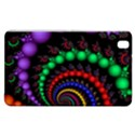 Fractal Background With High Quality Spiral Of Balls On Black Samsung Galaxy Tab Pro 8.4 Hardshell Case View1