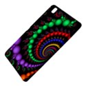 Fractal Background With High Quality Spiral Of Balls On Black Samsung Galaxy Tab Pro 8.4 Hardshell Case View5