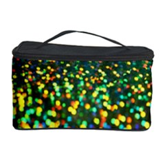 Construction Paper Iridescent Cosmetic Storage Case