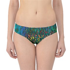 Construction Paper Iridescent Hipster Bikini Bottoms