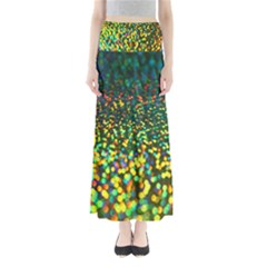 Construction Paper Iridescent Maxi Skirts
